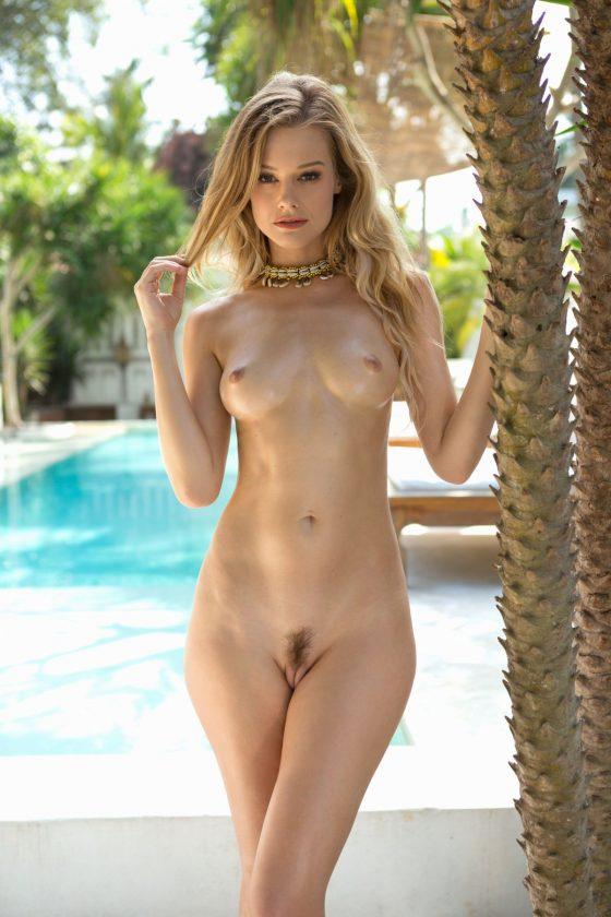 Olivia Preston Nude In Revealing Desires Playboy Model Photos