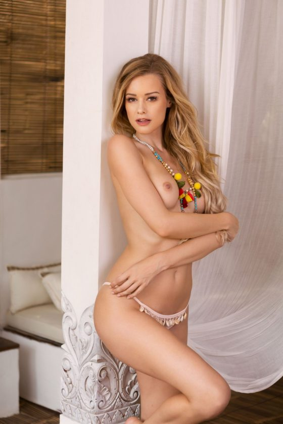 Olivia Preston Nude In Stunning Discovery Playboy Model Pictures